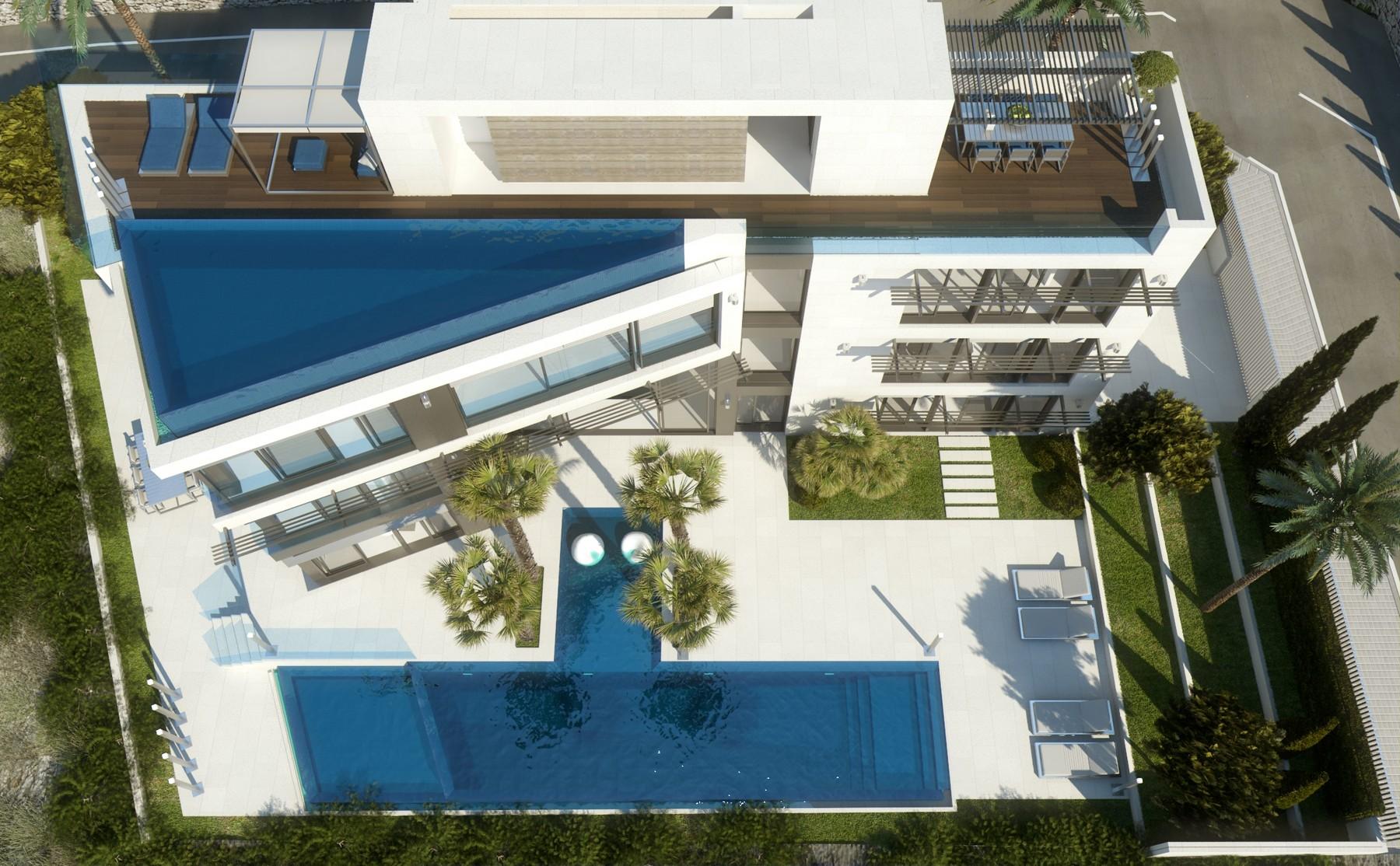 公寓 为 销售 在 Penthouse with sea view in Porto Cristo Porto Cristo, 马洛卡 07680 西班牙