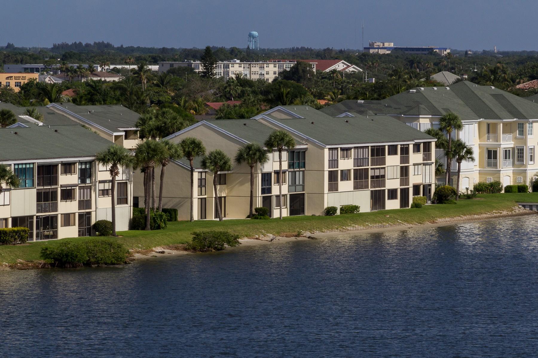 Property For Sale at Serene Riverfront condo in Tarpon Island Club