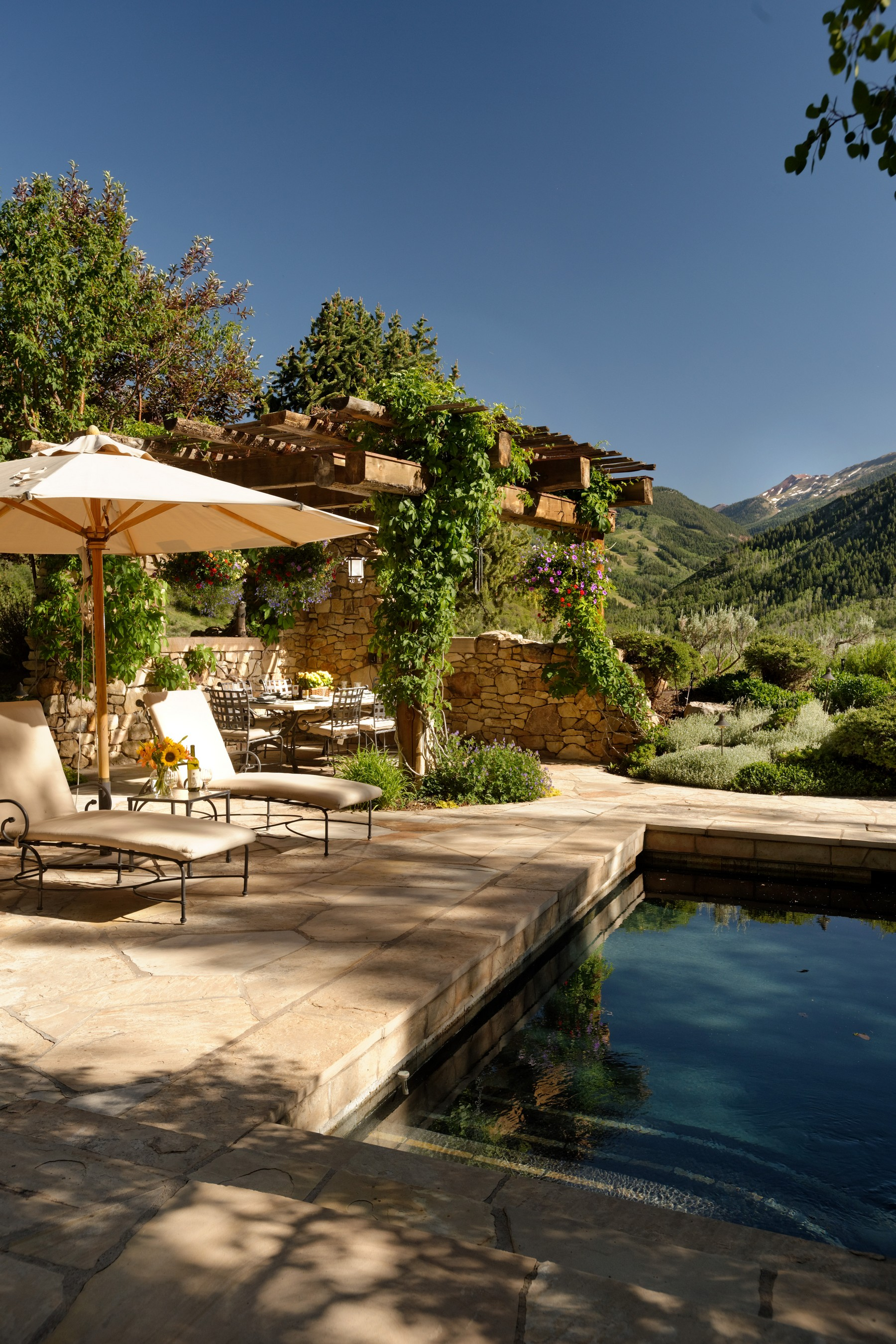Property Of Tuscan Estate in Old Snowmass