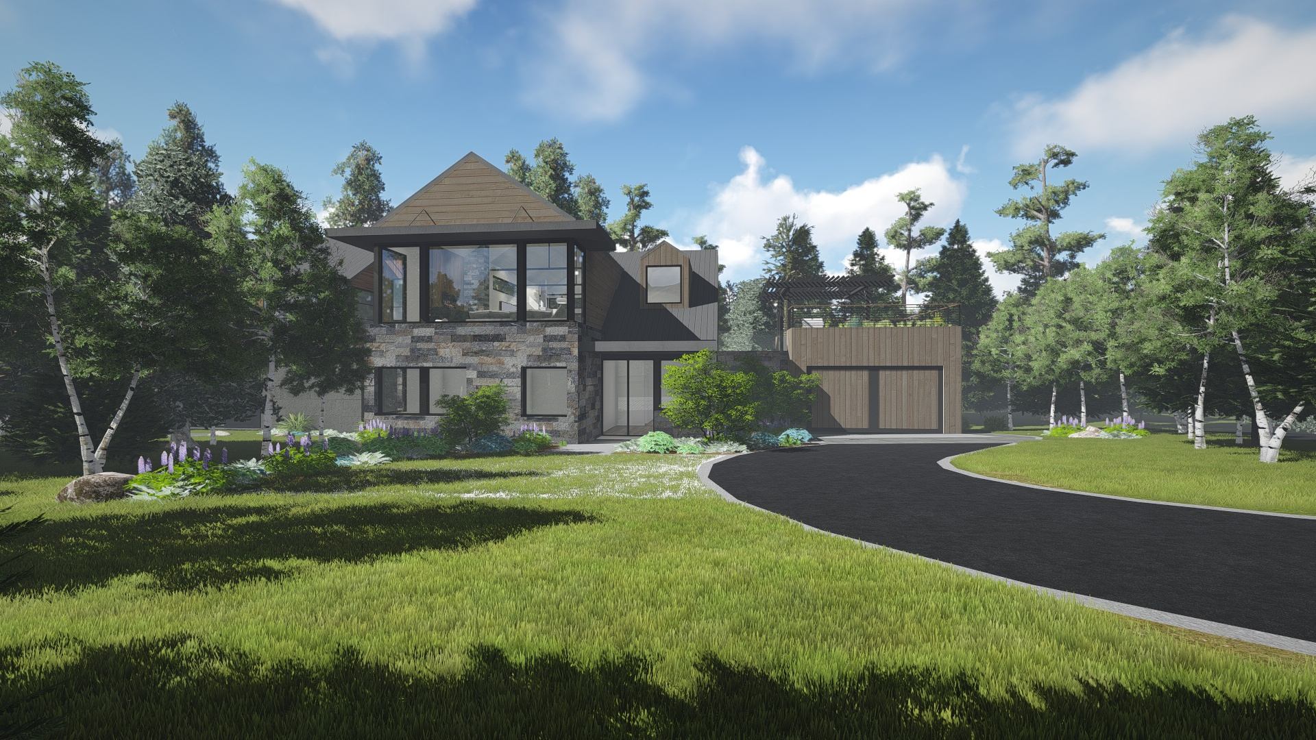 Duplex 為 出售 在 Brand New Residence in the West End 675 Meadows Road West End, Aspen, 科羅拉多州 81611 美國