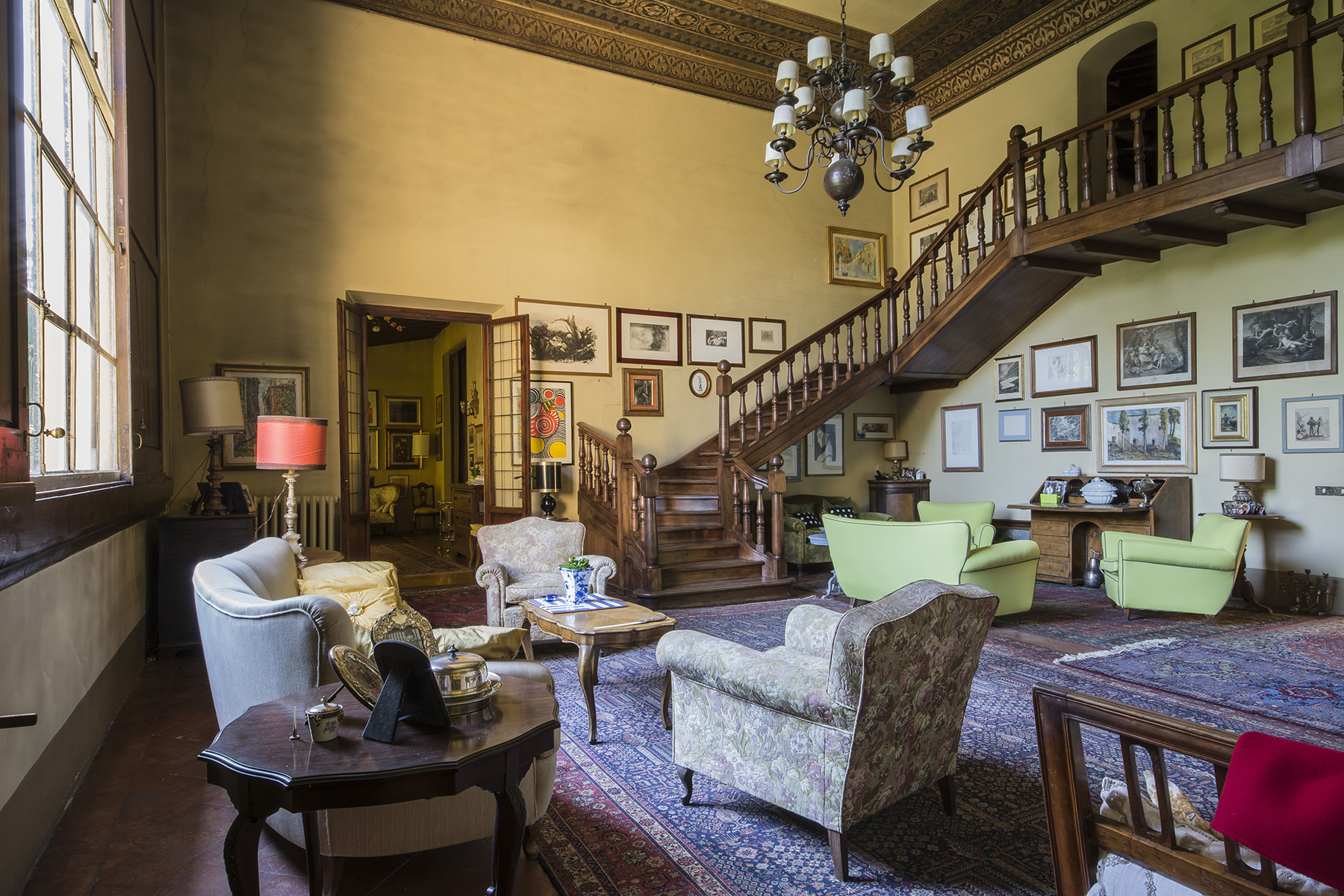 Property Of 19th century villa in the heart of Florence