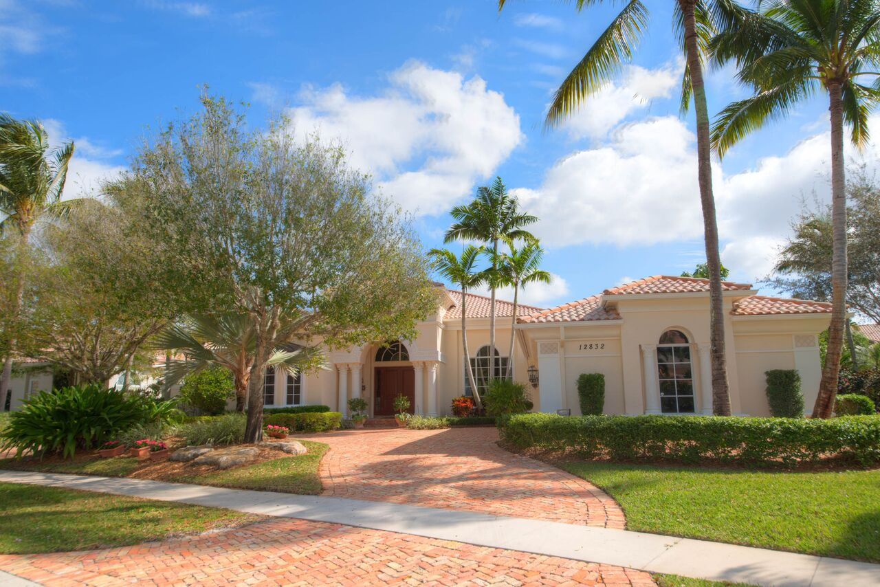Moradia para Venda às 12832 Mizner Way Mizner Estates, Wellington, Florida, 33414 Estados Unidos