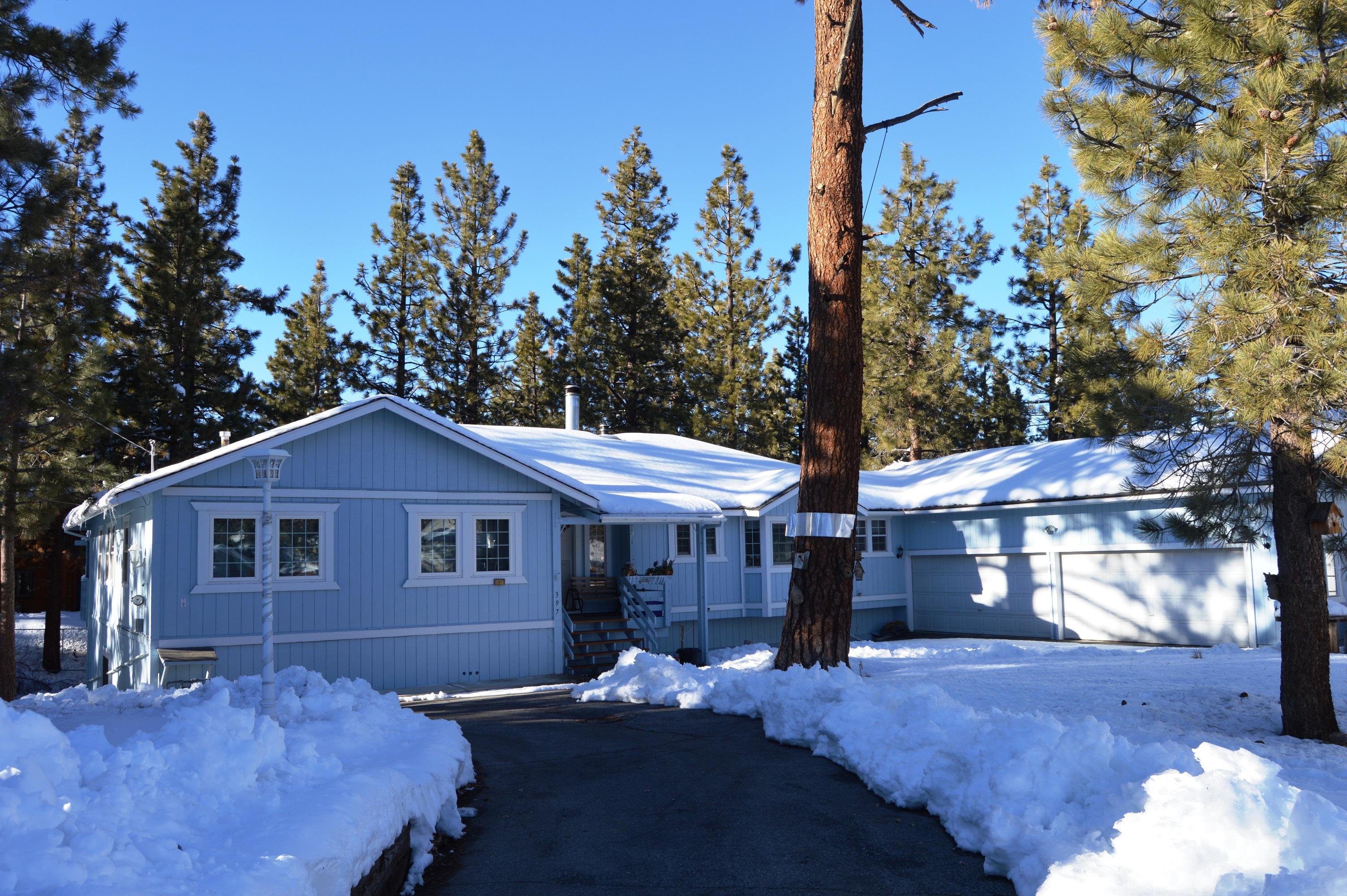Single Family Home for Sale at 397 San Martin Big Bear City, California 92314 United States
