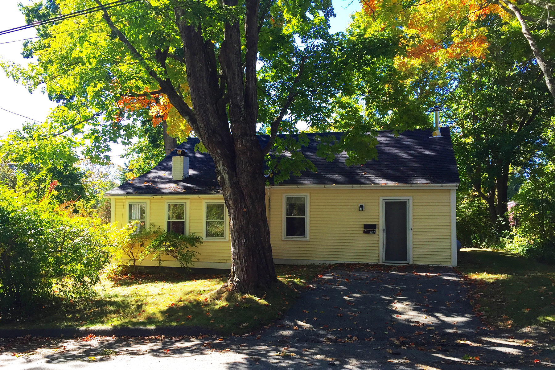 Single Family Home for Sale at Central Street 16 Central Street Camden, Maine, 04843 United States