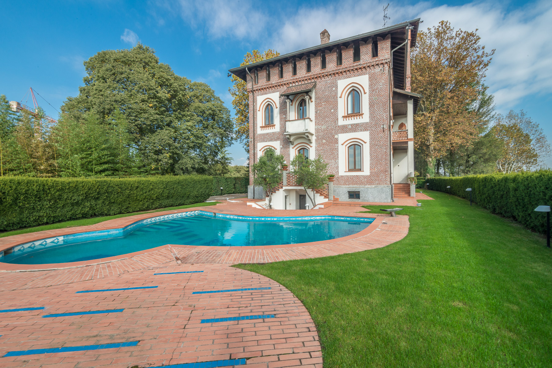 Single Family Home for Sale at Prestigious historical villa close to Milan Via Friuli Cesano Maderno, Monza Brianza 20811 Italy