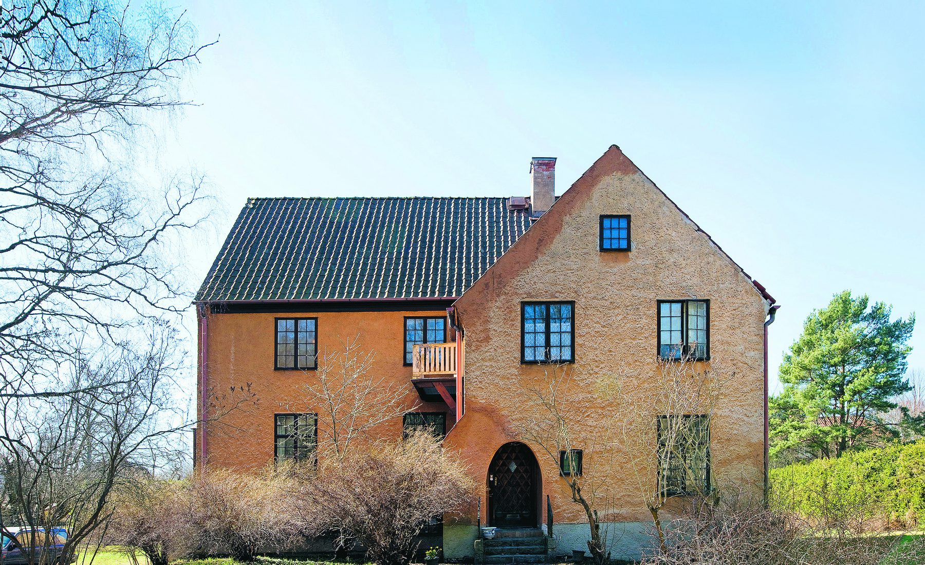 sales property at Beautiful turn of the century villa in Djursholm