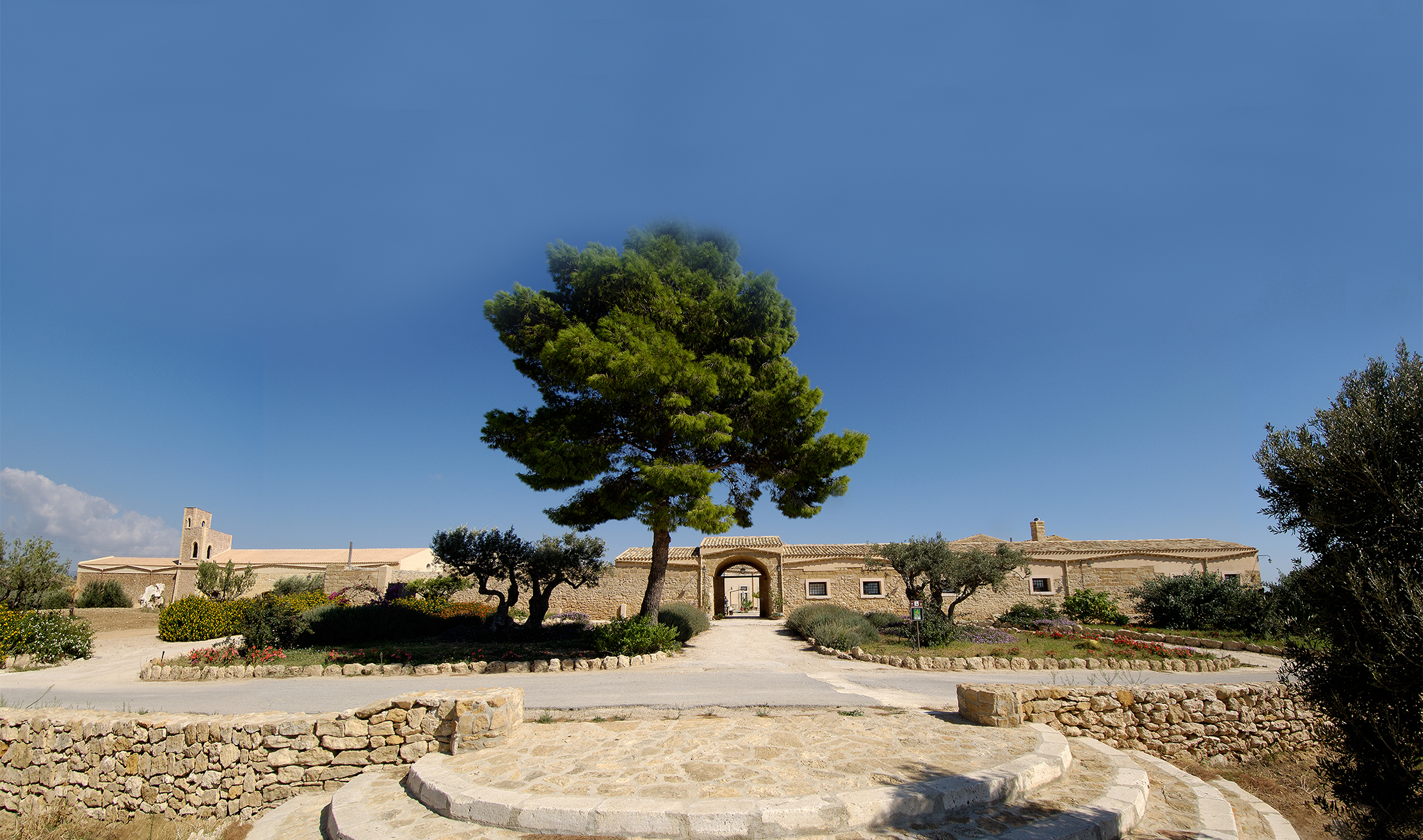 sales property at Magnificent fortified Sicilian Manor estate