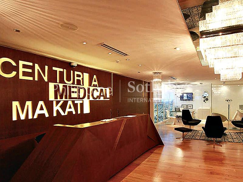 Clinic Space in Centuria Medical Makati