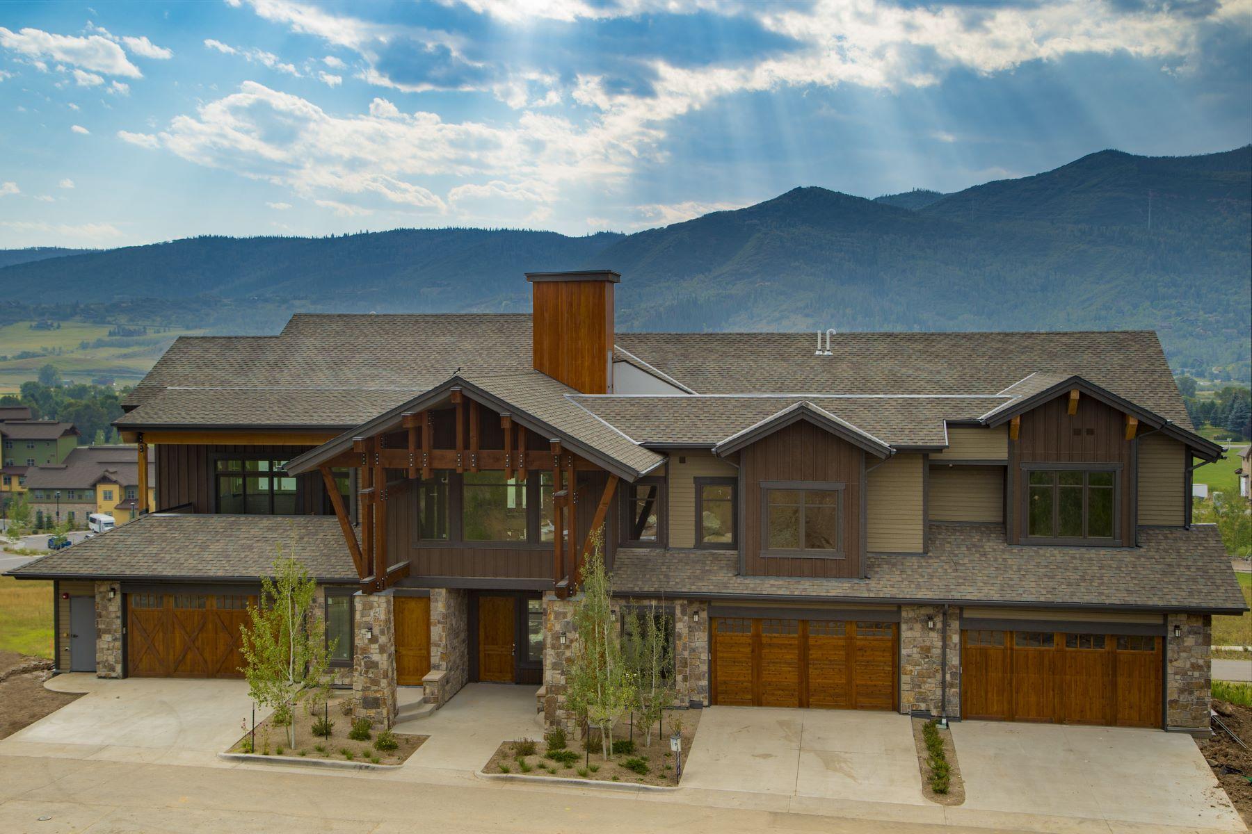 Copropriété pour l Vente à Chadwick Flats TBD Eagle Glen Dr, #S300 Steamboat Springs, Colorado, 80487 États-Unis