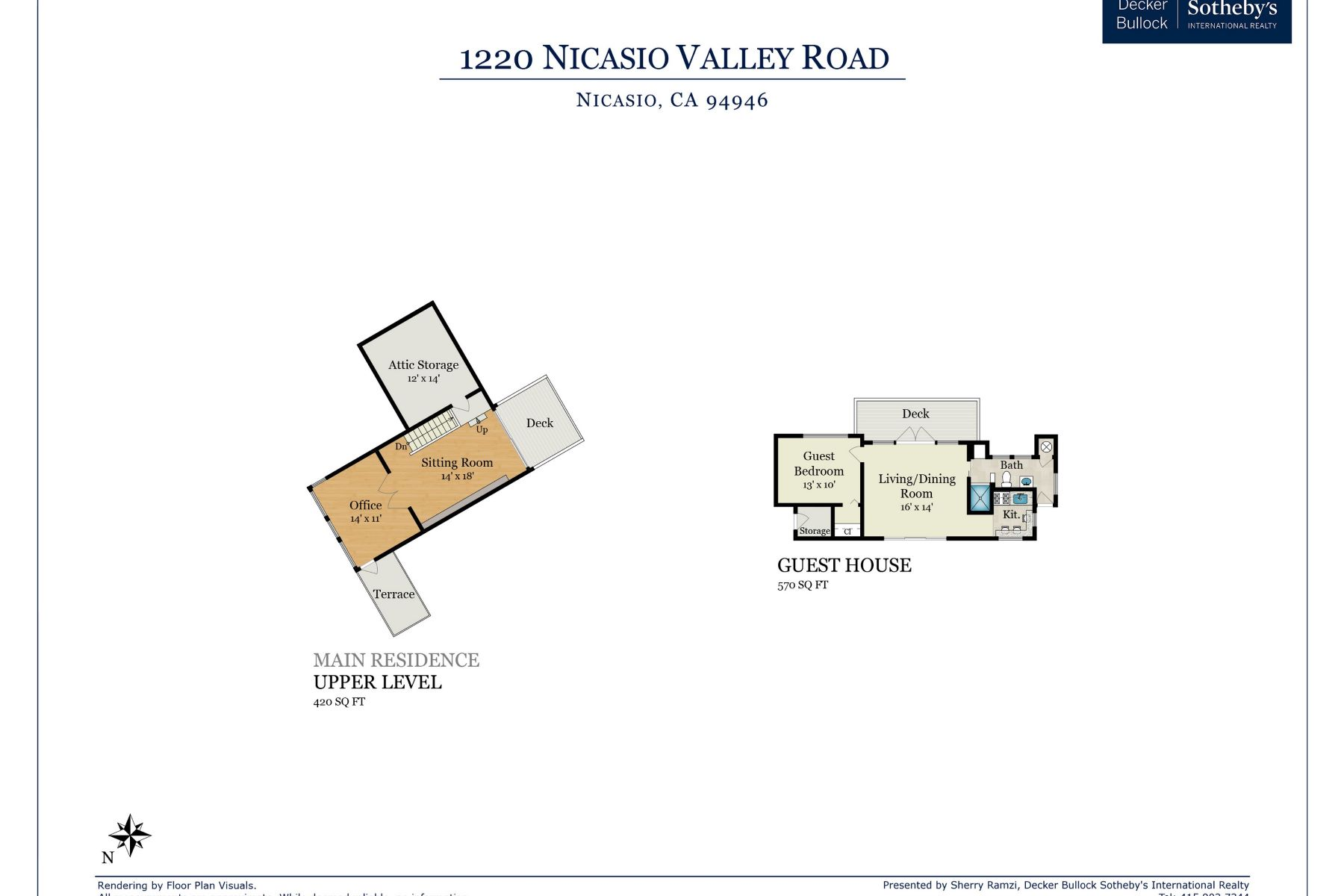 Additional photo for property listing at Private & Serene Nicasio Resort 1220 Nicasio Valley Road Nicasio, California 94946 United States
