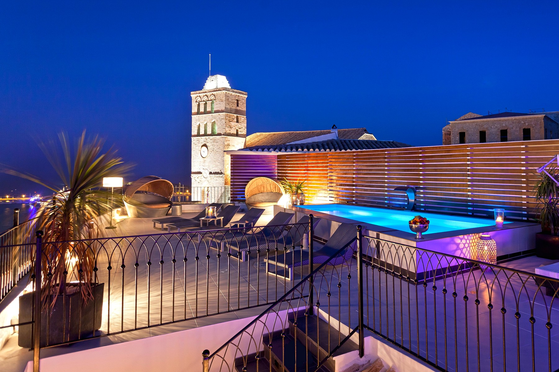 Tek Ailelik Ev için Satış at Extraordinary Palace In The Heart Of Dalt Vila Other Ibiza, Ibiza, 07800 Ispanya