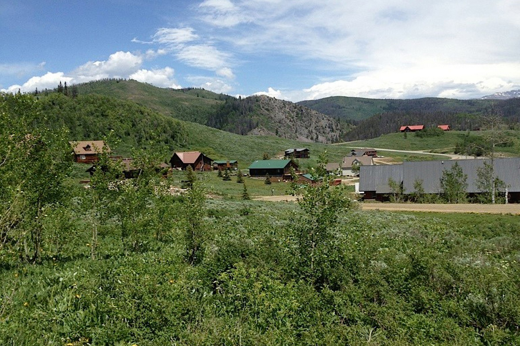 Land for Sale at Willow Creek Pass Village 57570 Longfellow Way Clark, Colorado 80428 United States