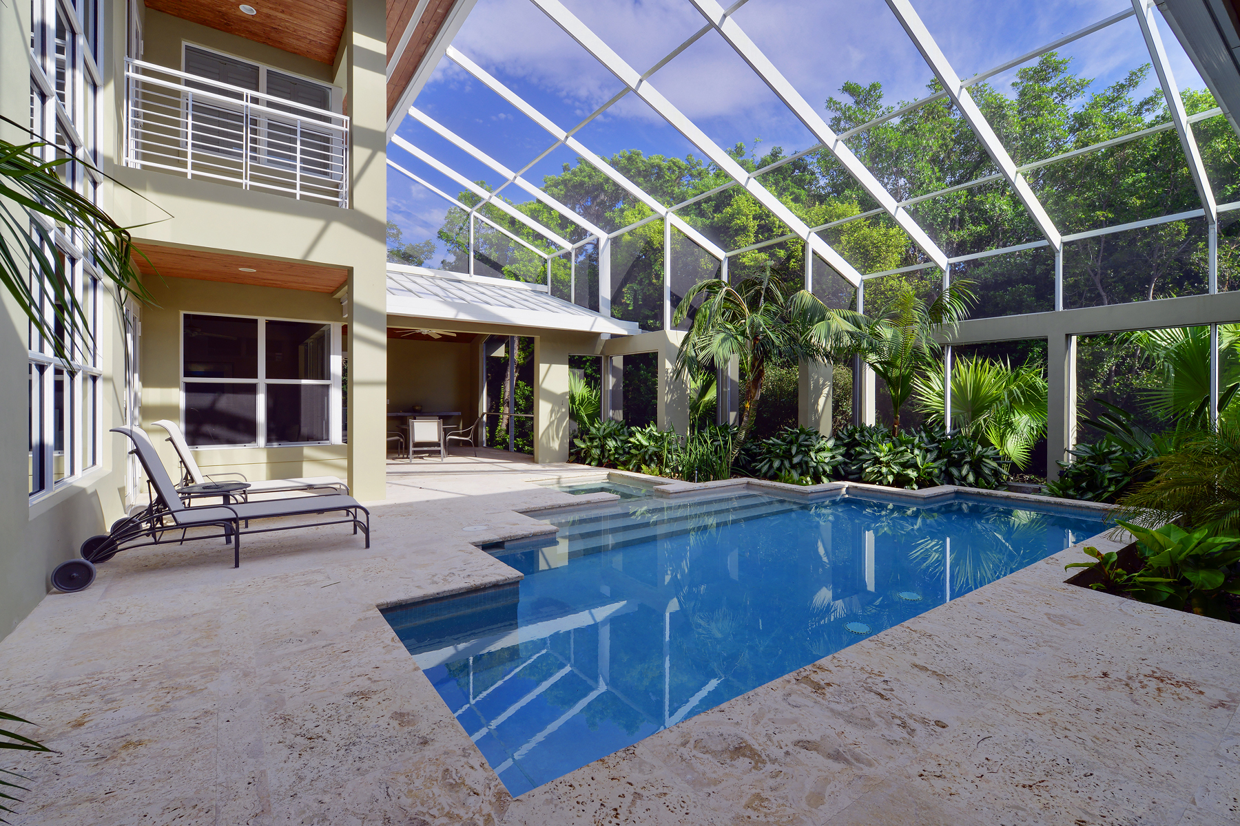 Single Family Home for Sale at Panoramic Golf and Lake Views at Ocean Reef 437 South Harbor Drive Key Largo, Florida 33037 United States