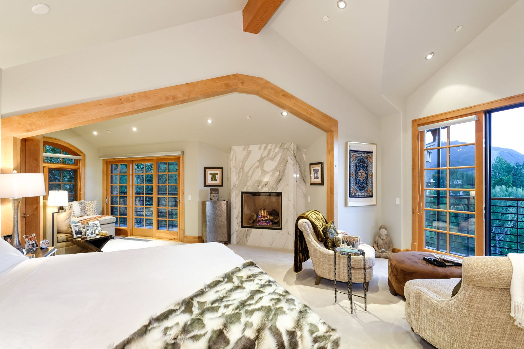 Additional photo for property listing at Mountain Modern Masterpiece 294/296 Draw Drive Aspen, Colorado 81611 United States