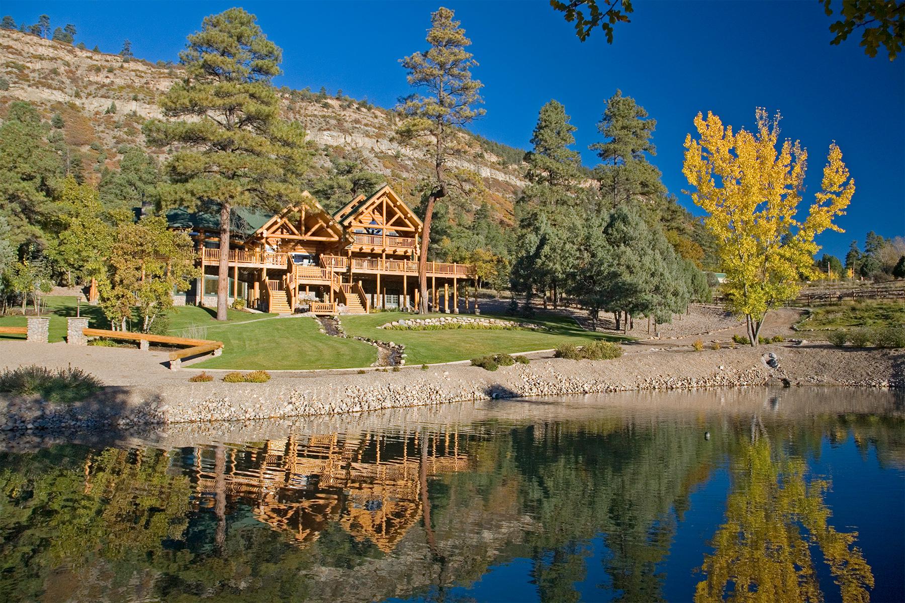 Casa Unifamiliar por un Venta en 125 White Water Drive Durango, Colorado 81301 Estados Unidos