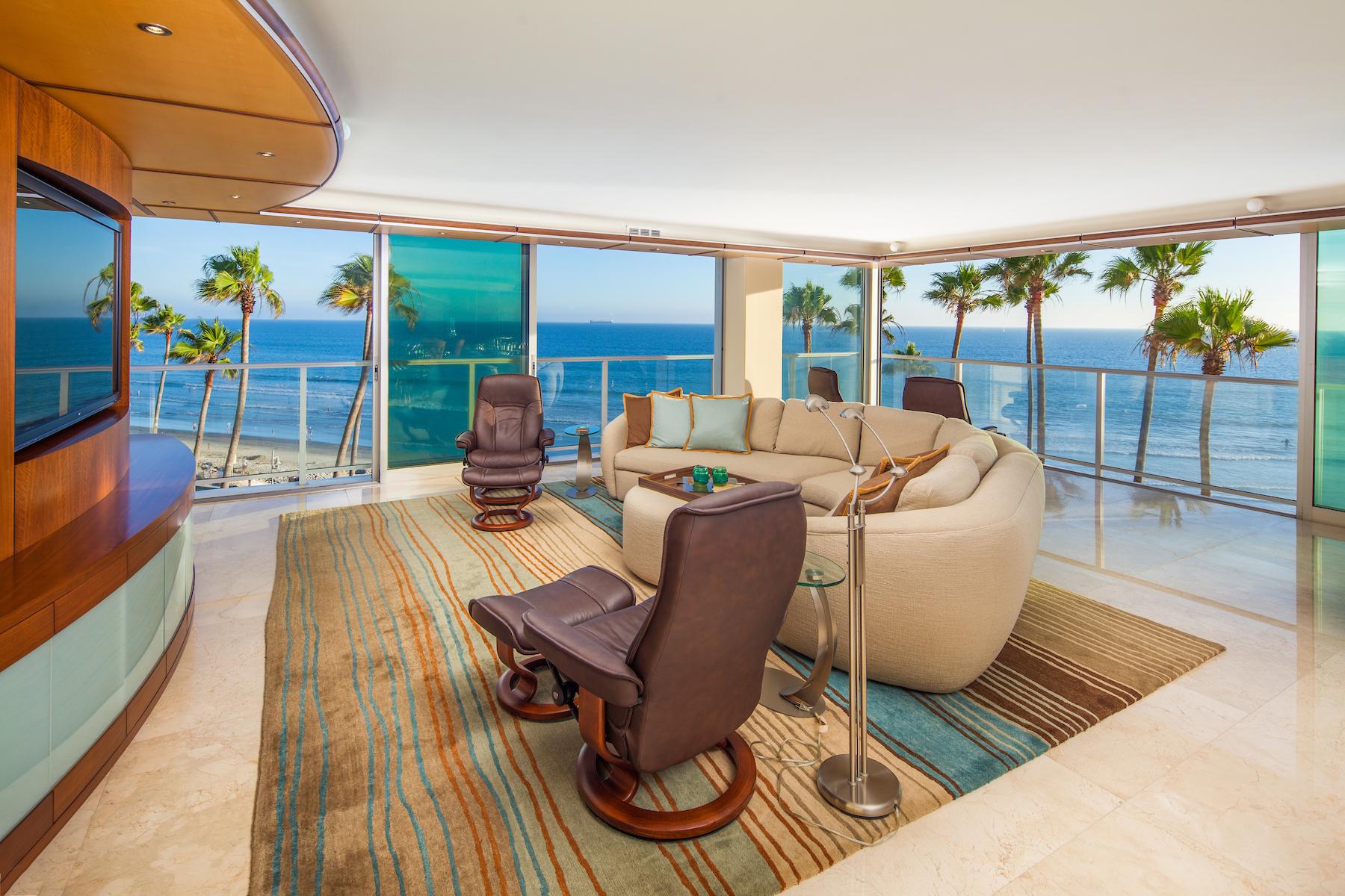 Condominium for Sale at 1780 Avenida Del Mundo #407 Coronado, California 92118 United States