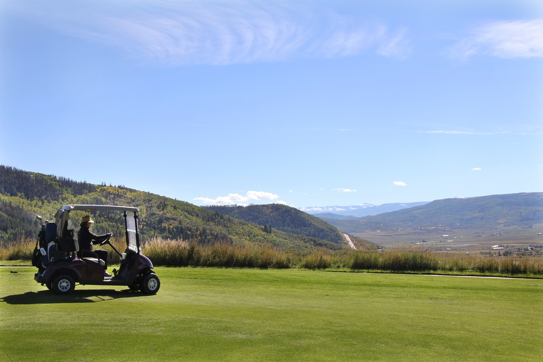 Additional photo for property listing at Catamount Ranch Golf Course Best View Lot 33905 Catamount Drive Lot 10 Steamboat Springs, Colorado 80487 United States