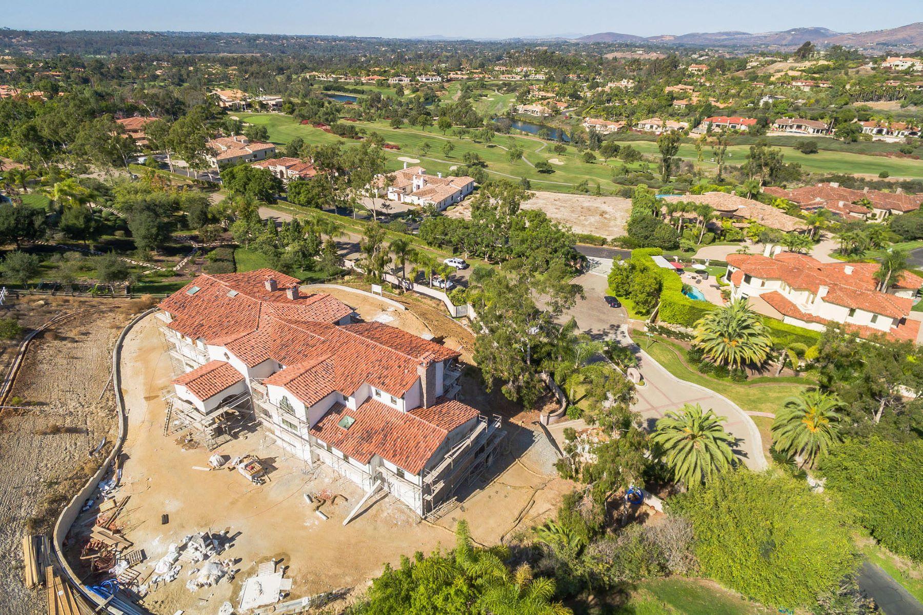 Moradia para Venda às 6888 Rancho Santa Fe Farms Dr 6888 Rancho Santa Fe Farms Drive Rancho Santa Fe, Califórnia, 92067 Estados Unidos