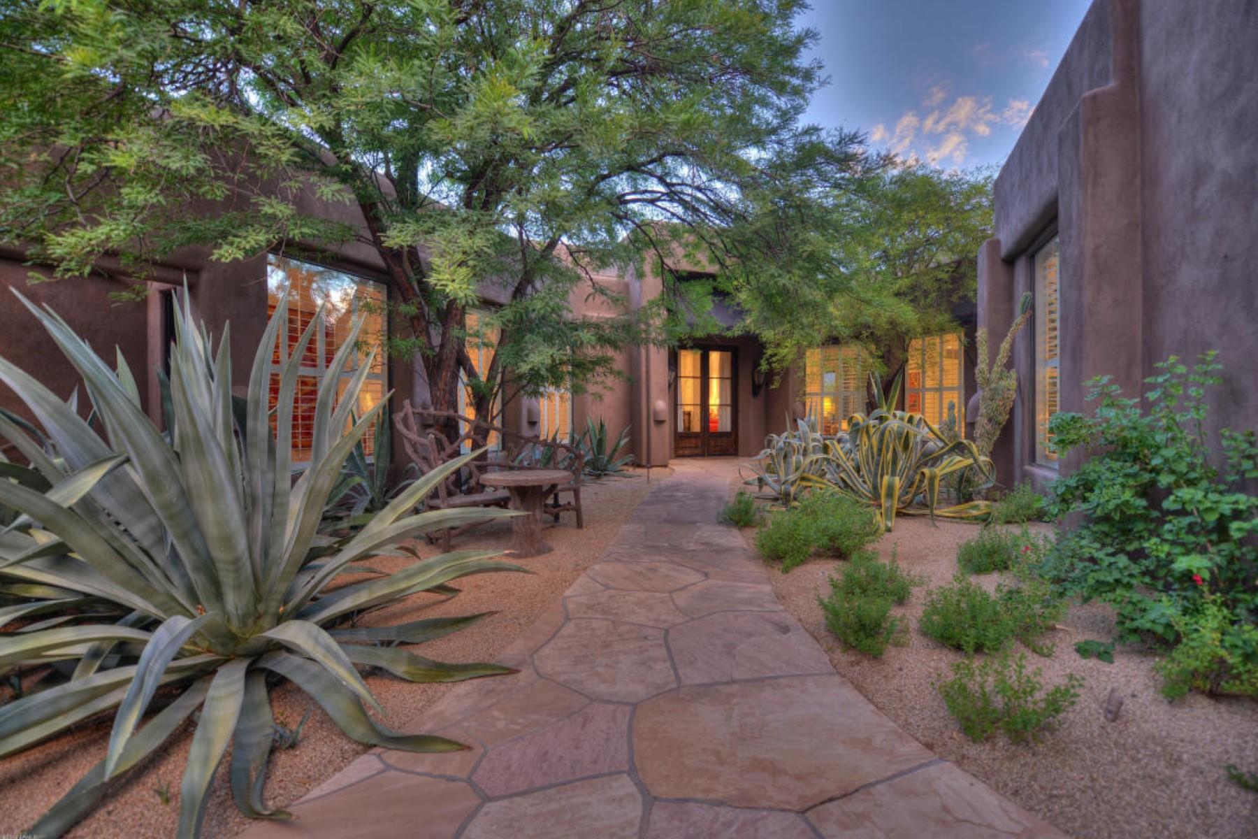 Vivienda unifamiliar por un Venta en Santa Barbara Desert Oasis in Desert Mountain 39658 N 104th Street Scottsdale, Arizona, 85262 Estados Unidos