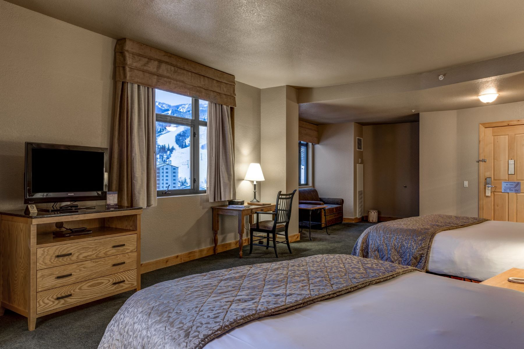 Additional photo for property listing at The Steamboat Grand Resort 2300 Mt Werner Circle 503/504 QIB Steamboat Springs, Colorado 80487 États-Unis