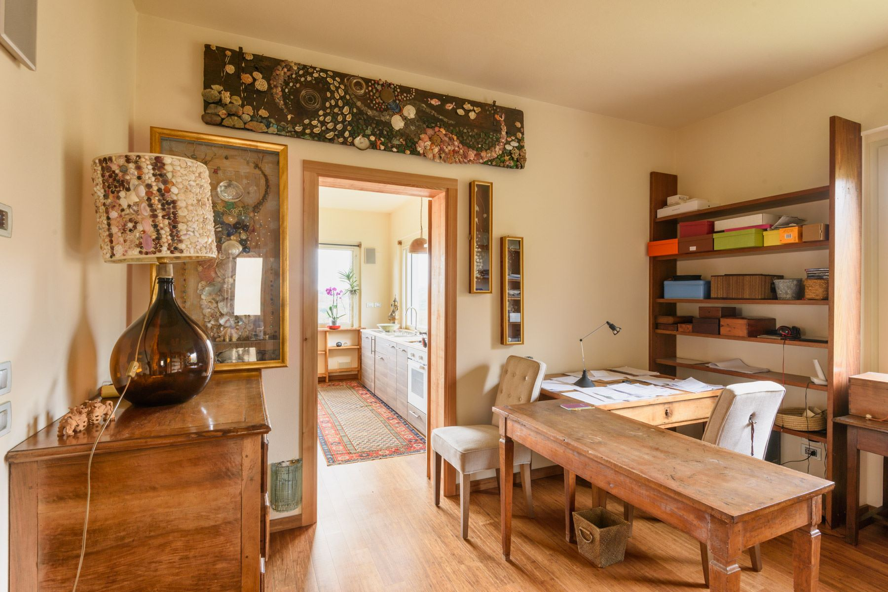 Additional photo for property listing at Marvelous small villa eco-sustainable in the heart of Tuscan countryside Via Venezia Other Arezzo, Arezzo 52026 Italy