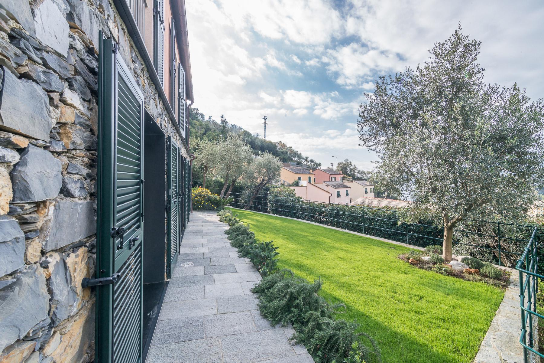 Additional photo for property listing at Charming villa with views on the Italian Riviera Via Solari e Queirolo Zoagli, Genoa 16035 Italy