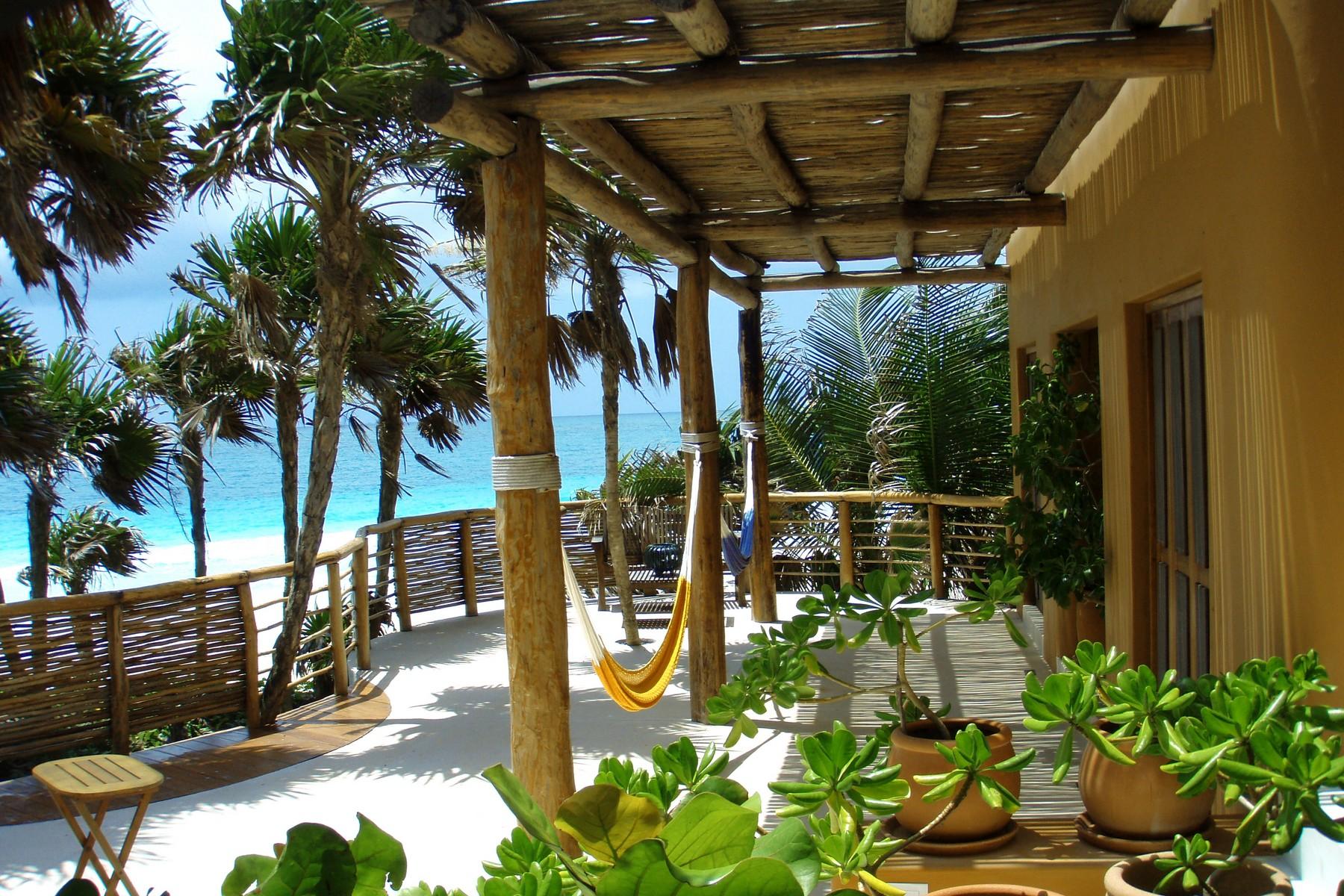 Additional photo for property listing at CASA SIANKAANA Camino Tulum-Boca Paila Lote Fracc. 1 Tulum, Quintana Roo 77780 México