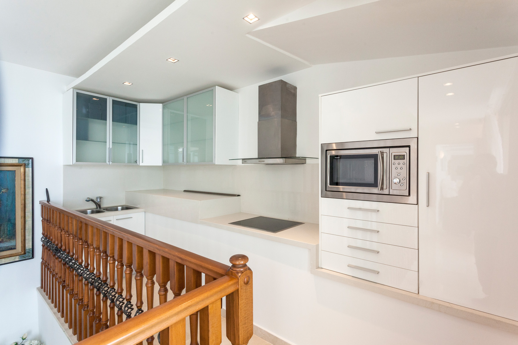 Additional photo for property listing at Refined Seafront Duplex Apartment in Netanya Netanya, Israel Israel