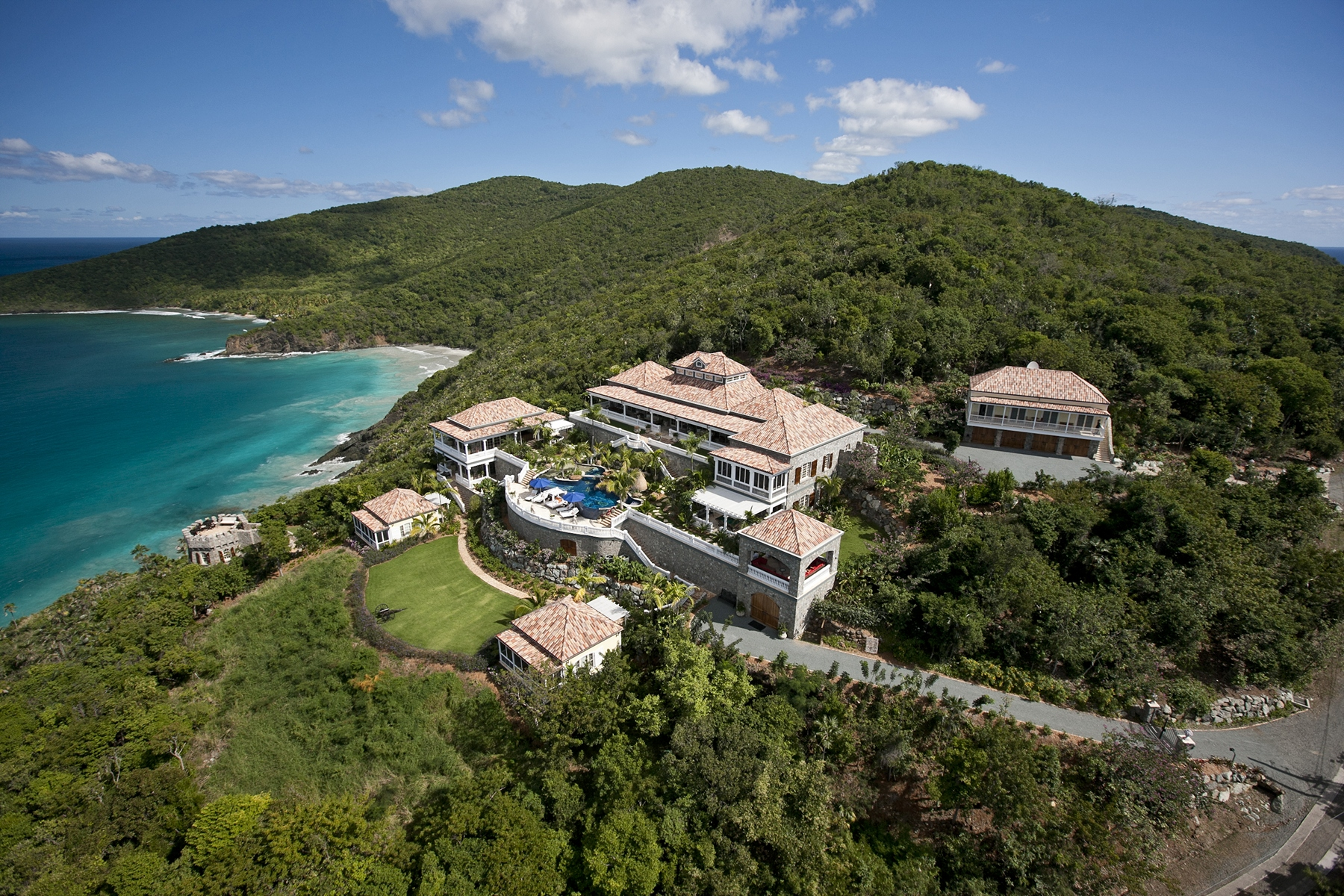 "Additional photo for property listing at Villa ""Pearl"" 4-49 Estate Botany Bay St Thomas, Virgin Islands 00802 United States Virgin Islands"