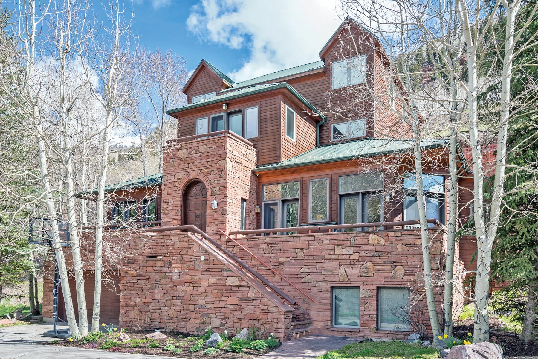 Einfamilienhaus für Verkauf beim 709 E. Pandora Avenue Telluride, Colorado, 81435 Vereinigte Staaten