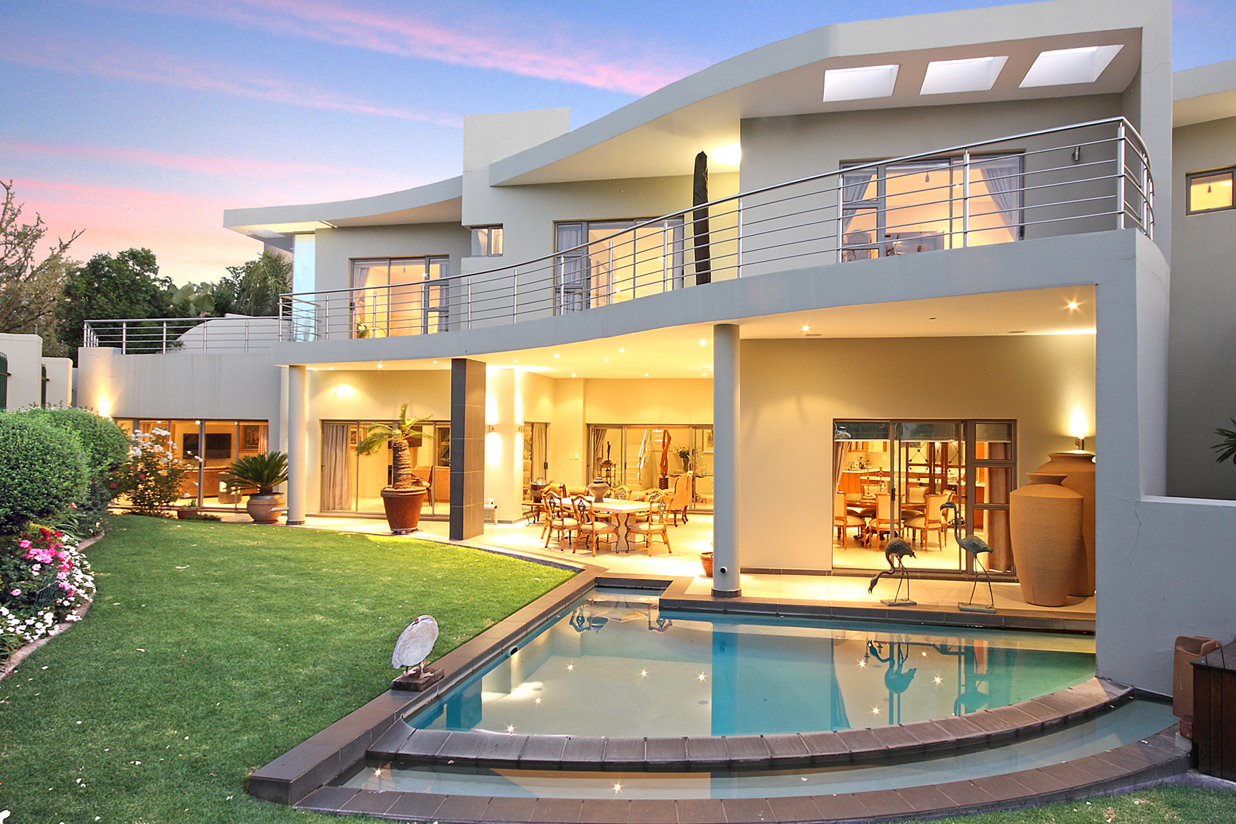 Single Family Home for Sale at Sandton Country Club Estate Johannesburg, Gauteng, South Africa