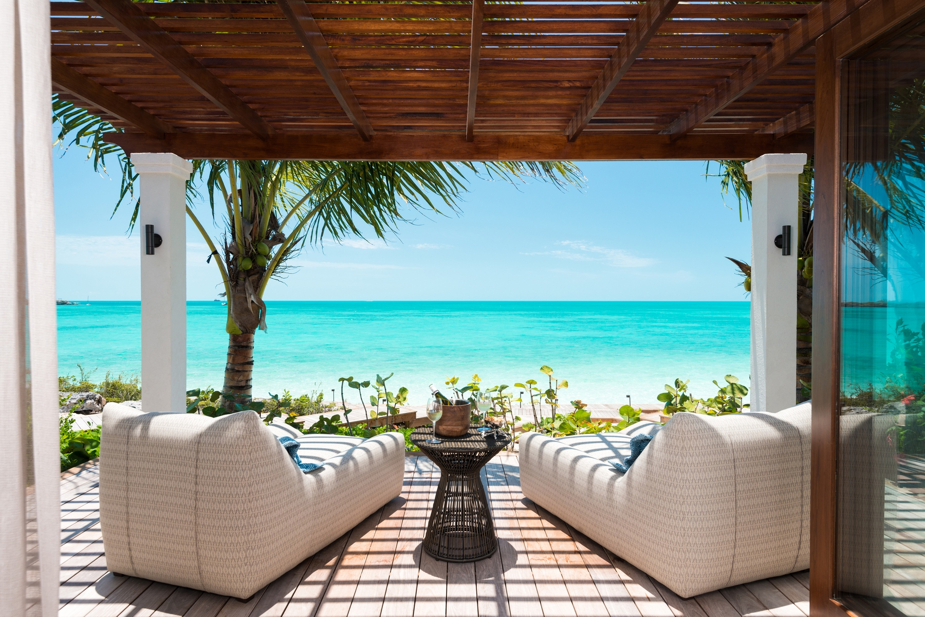 Additional photo for property listing at Sapodilla Bay Estate Oceanfront Sapodilla Bay, Providenciales TCI Islas Turcas Y Caicos