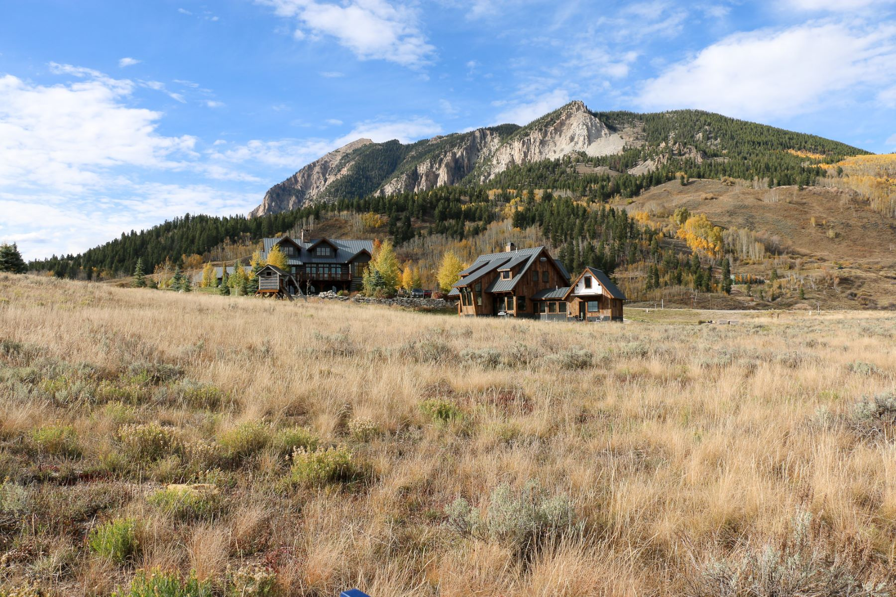 Land for Sale at Tranquil Homesite 329 N Avion Drive Crested Butte, Colorado, 81224 United States