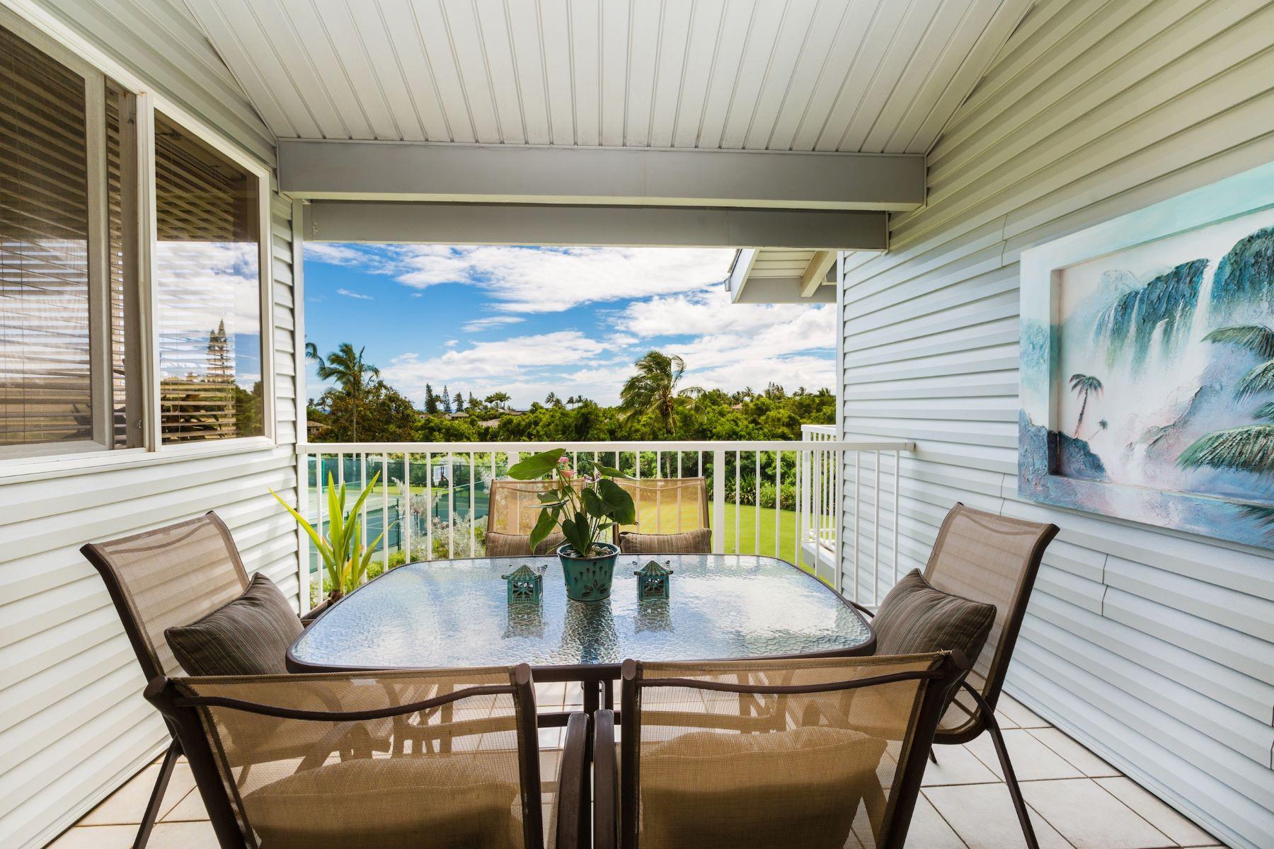 Appartement en copropriété pour l Vente à The Cliffs 3811 Edward Rd #2309 Princeville, Hawaii, 96722 États-Unis