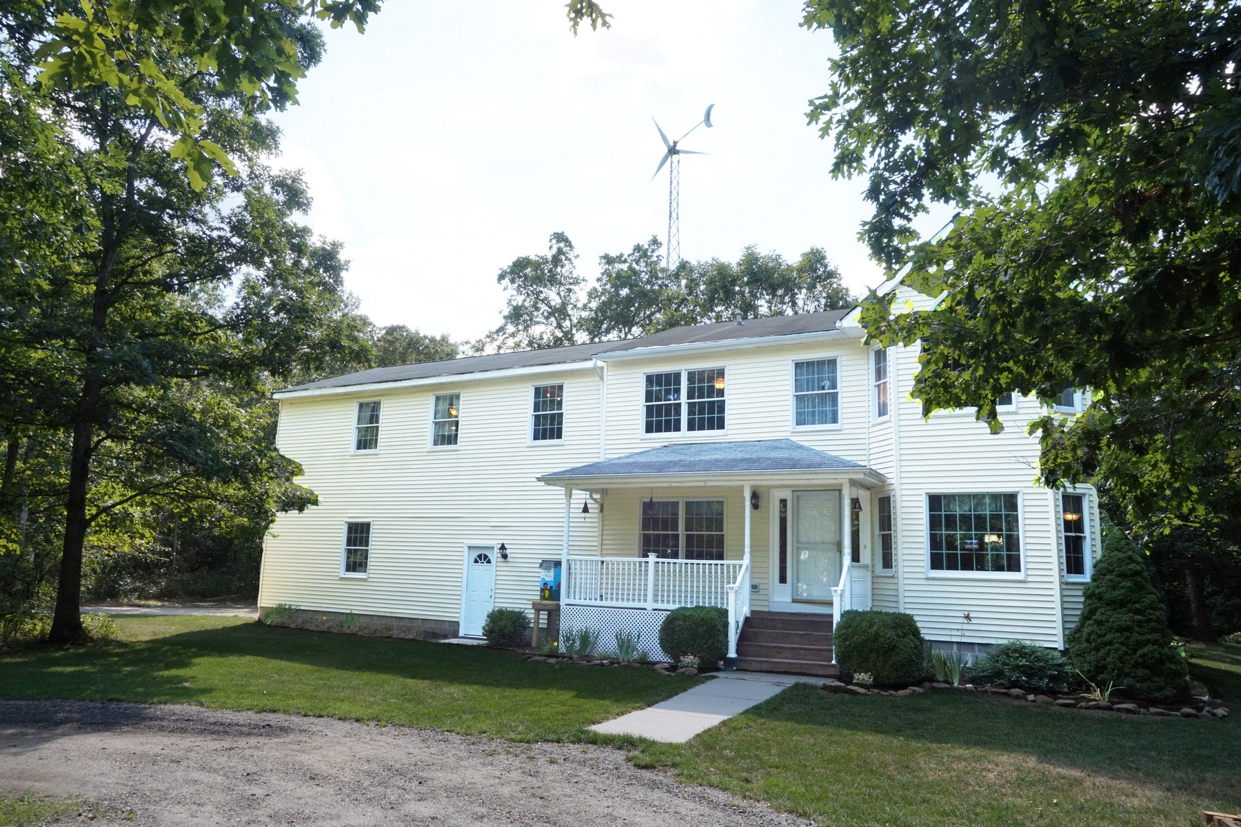 Single Family Home for Sale at Dennisville Single Family 235 Tyler Road Dennisville, New Jersey 08214 United States