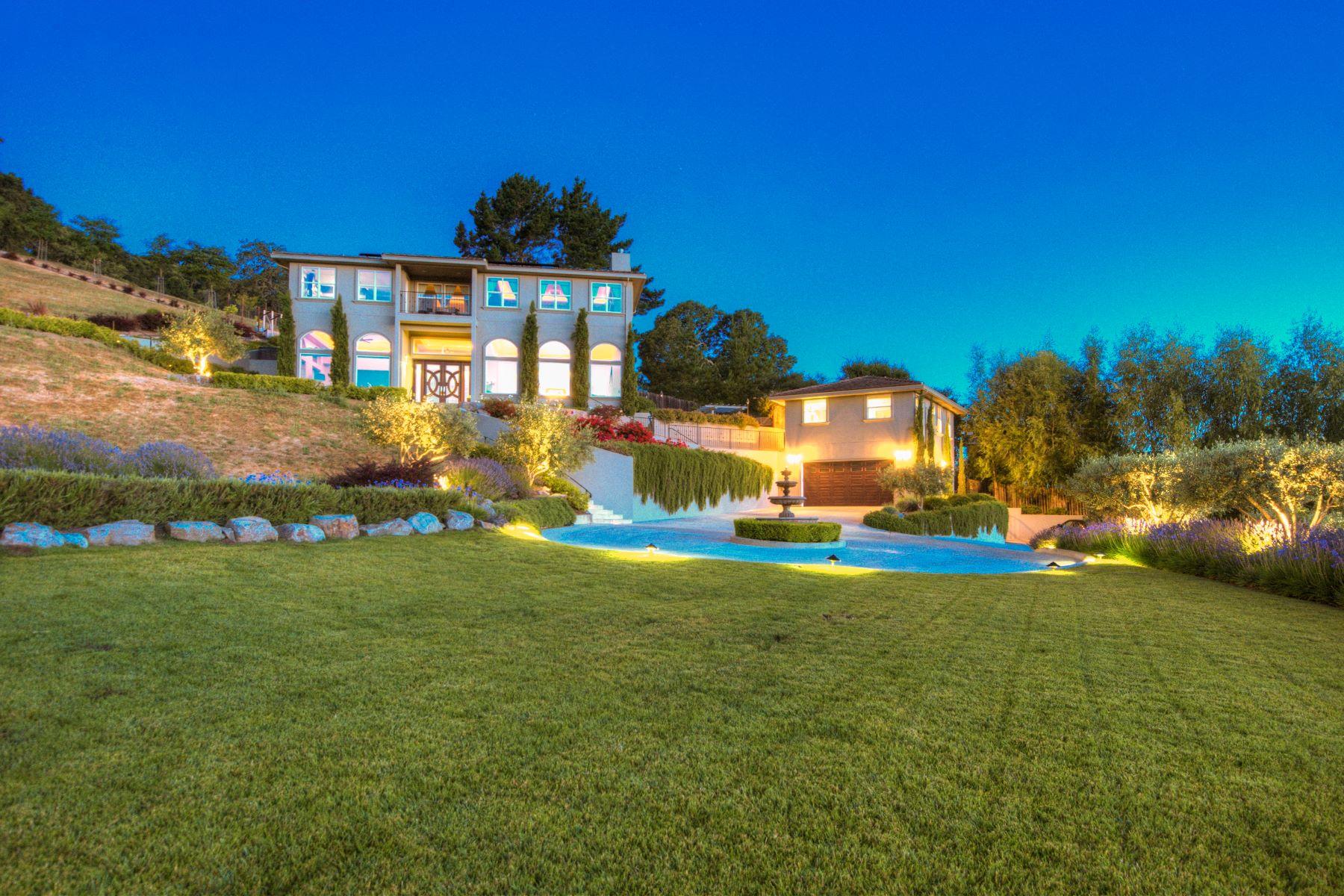 独户住宅 为 销售 在 3547 Lowrey Court 纳帕, 加利福尼亚州 94558 美国