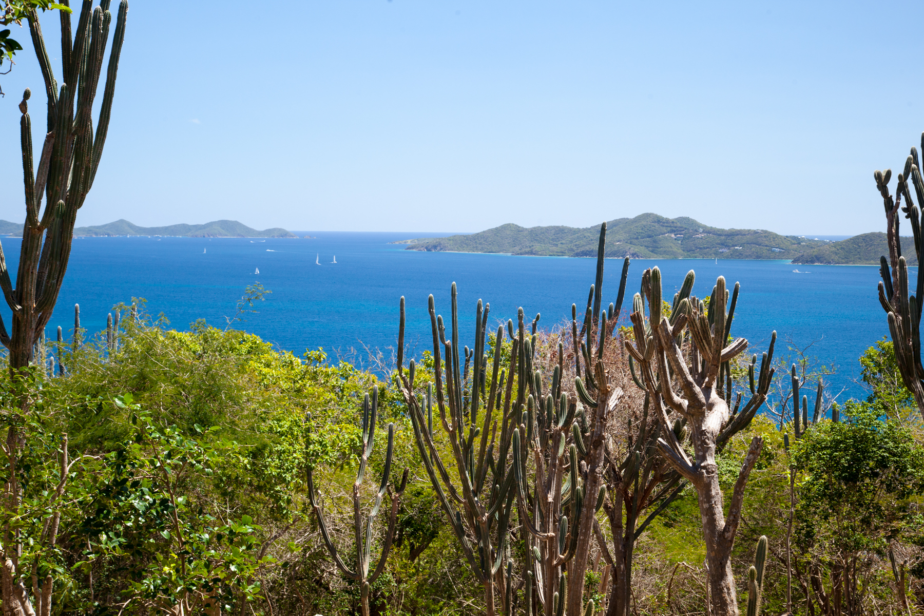 Additional photo for property listing at Panoramic Hill Top Land Belmont, Tortola Islas Vírgenes Británicas