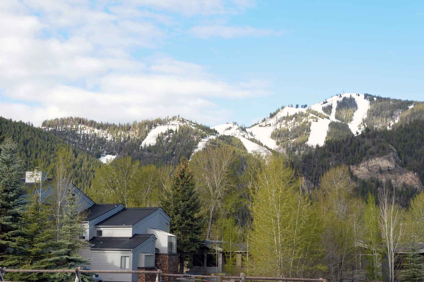Condominium for Sale at In Town Value 361 S. Leadville Ave #6 Ketchum, Idaho 83340 United States