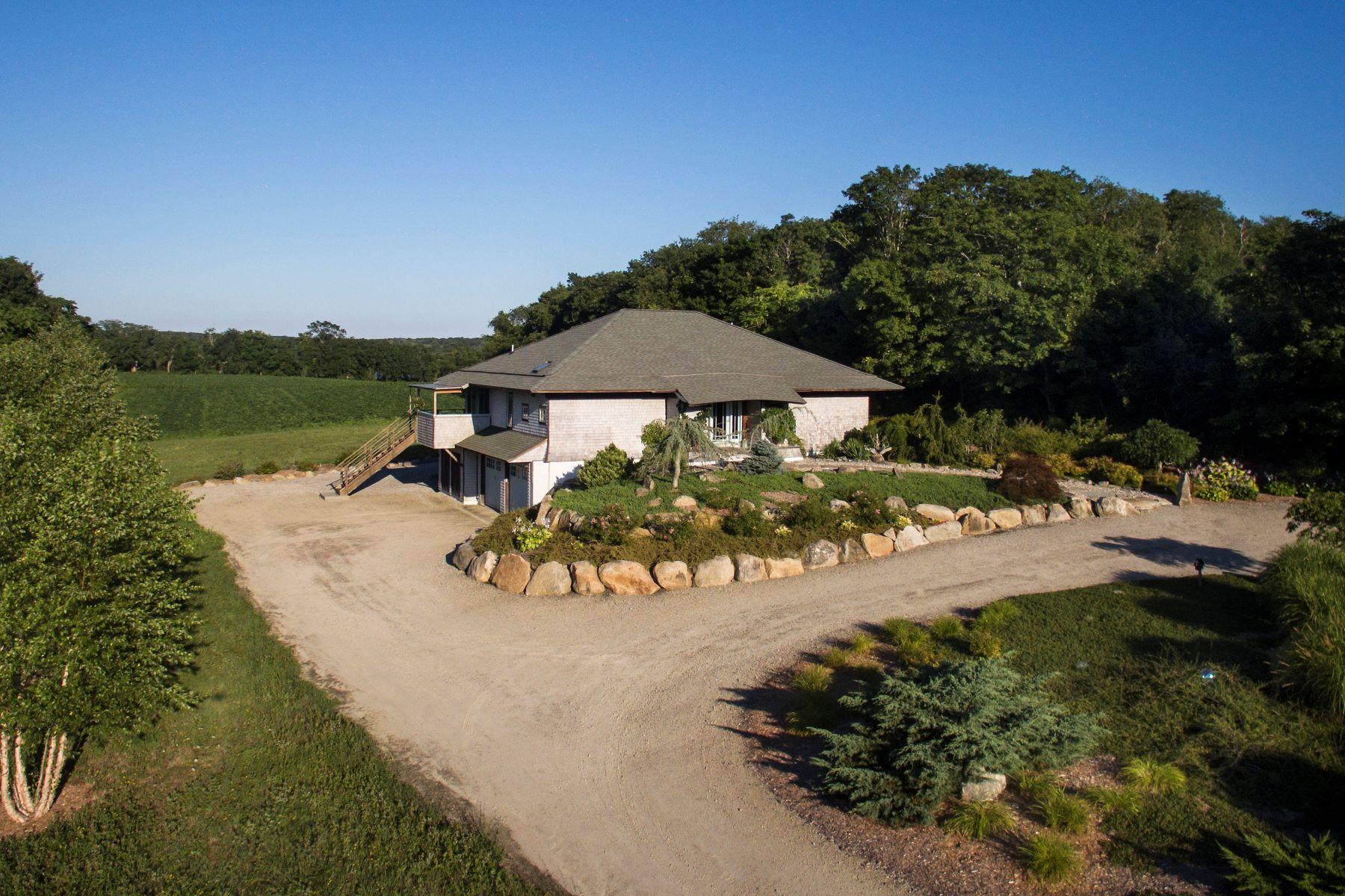 "Additional photo for property listing at ""Joie de Vivre"" 410 Puncateest Neck Road Tiverton, Rhode Island 02878 United States"