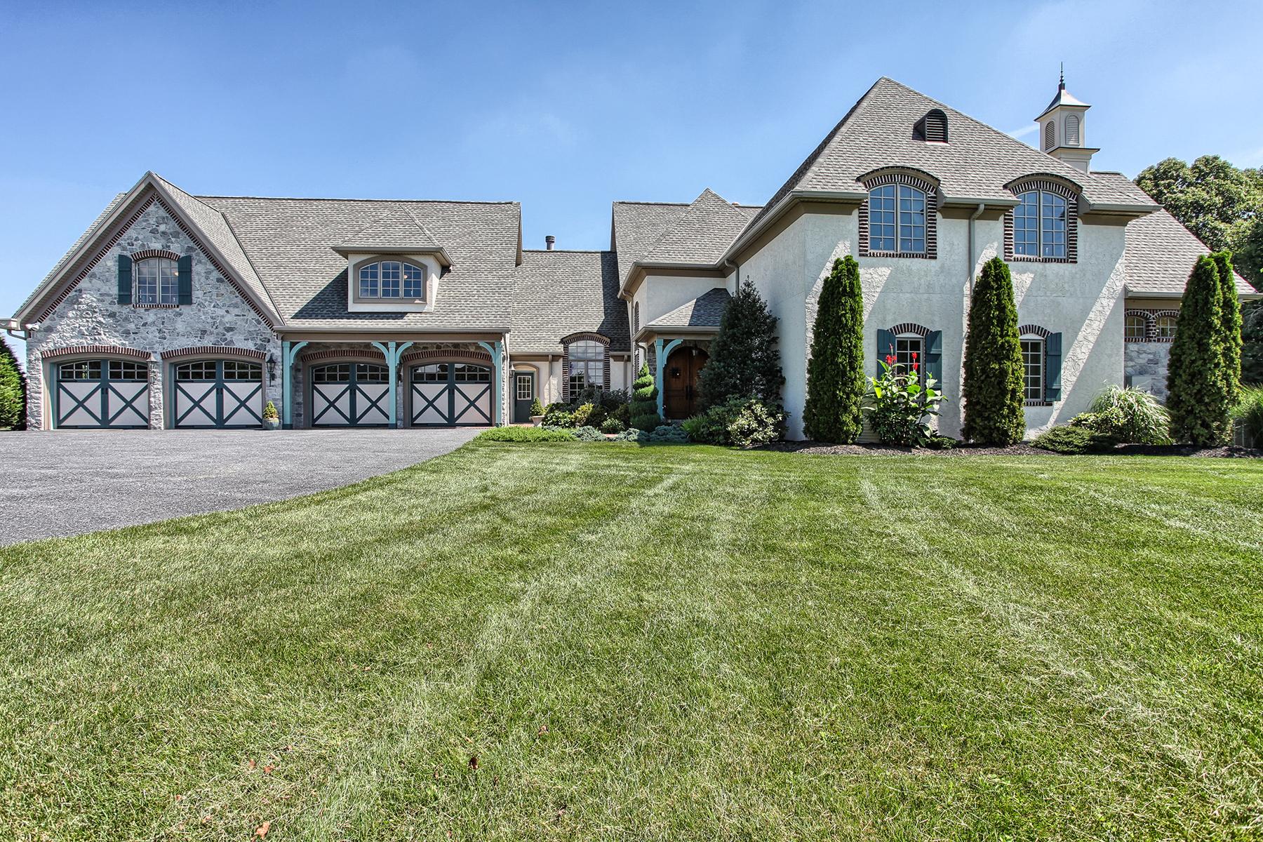 独户住宅 为 销售 在 1383 AV Acri 1383 AV Acri Road 哈里斯堡, 17112 美国
