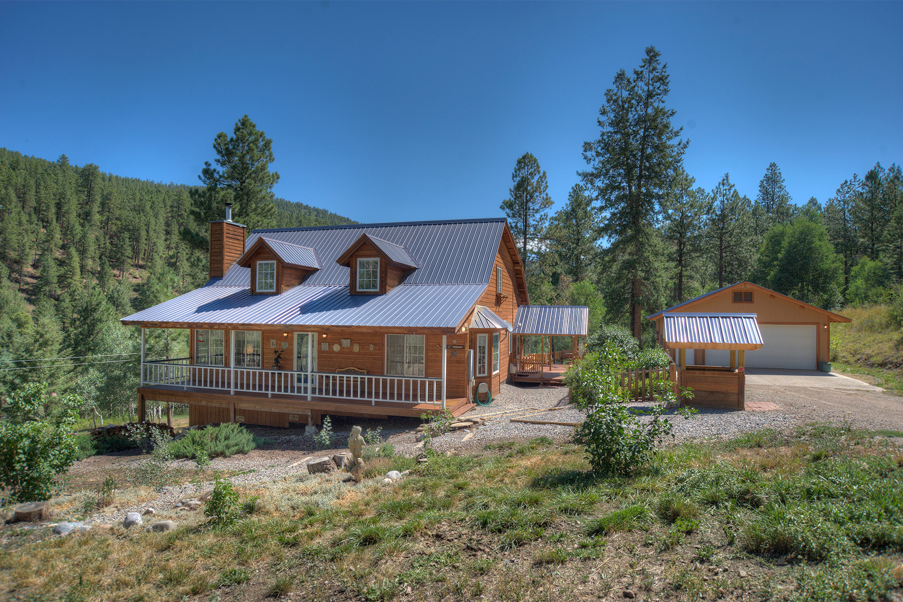 Single Family Home for Sale at 2237 Bear Creek Canyon Bayfield, Colorado 81122 United States