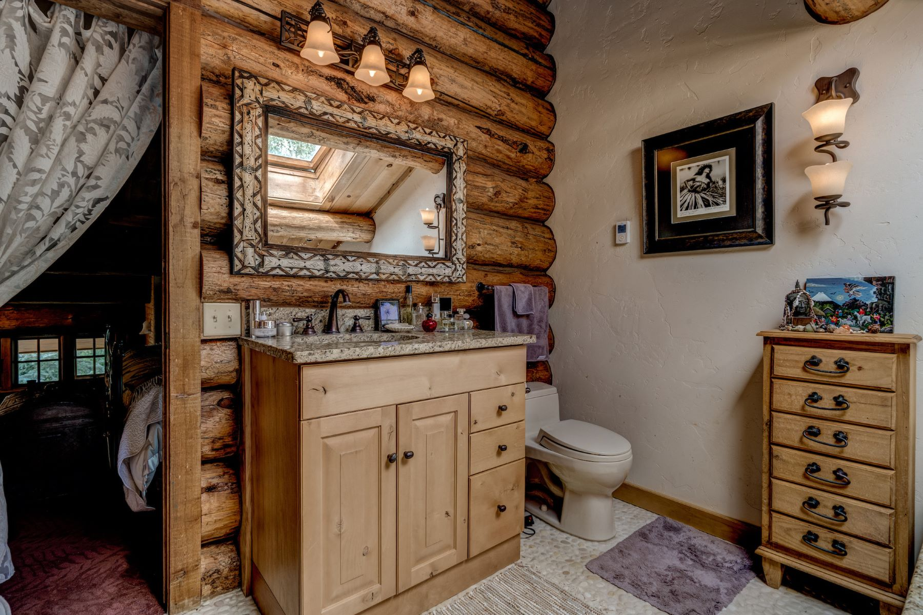 Additional photo for property listing at Whitewood Log Home 27875 Whitewood Dr E Steamboat Springs, Colorado 80487 États-Unis