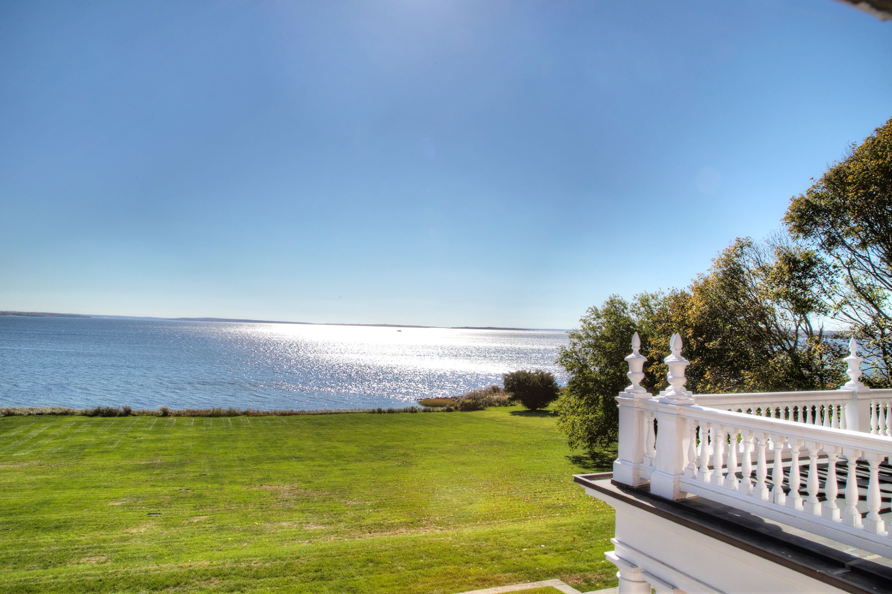 Additional photo for property listing at Classic Waterfront Estate 115 Nayatt Road Barrington, Rhode Island 02806 United States