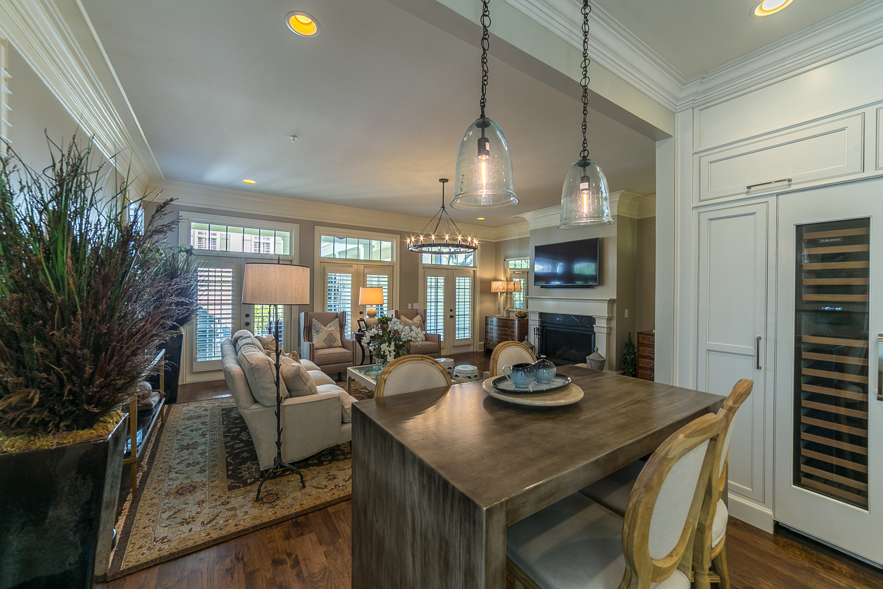 Additional photo for property listing at Coveted North Cove Masterpiece 304 Abercorn Square Peachtree City, Georgia 30269 Estados Unidos