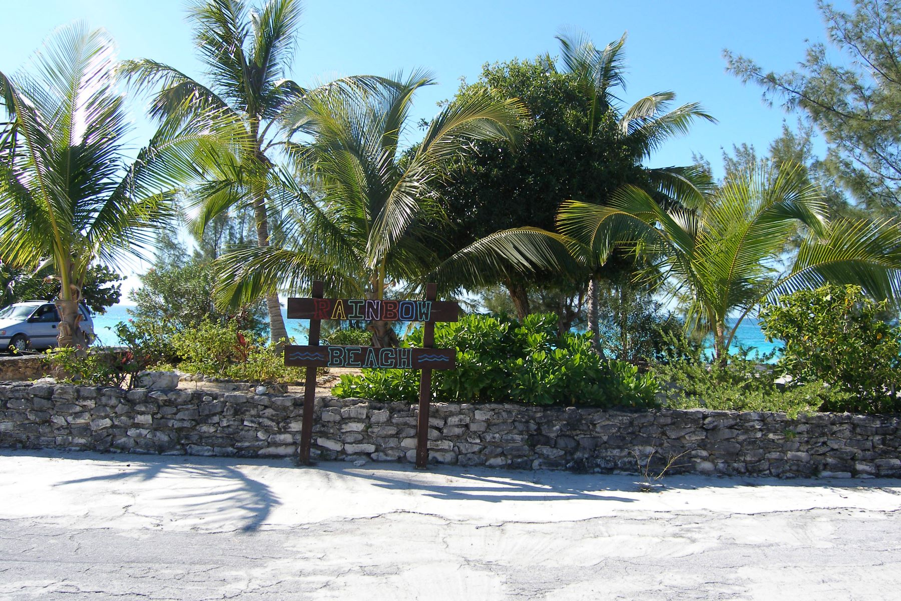 Terreno por un Venta en Rainbow Bay Lot Rainbow Bay, Eleuthera Bahamas