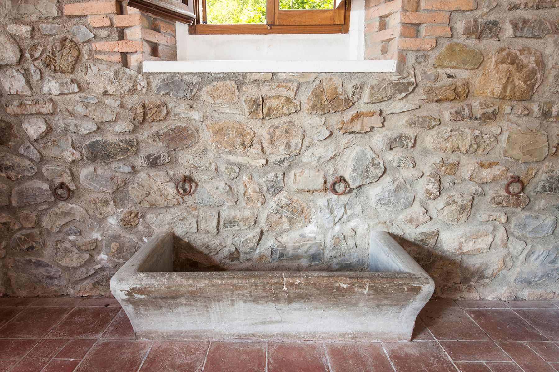 Additional photo for property listing at Typical farmhouse in the Tuscan Maremma Roccalbegna, Grosseto Italia