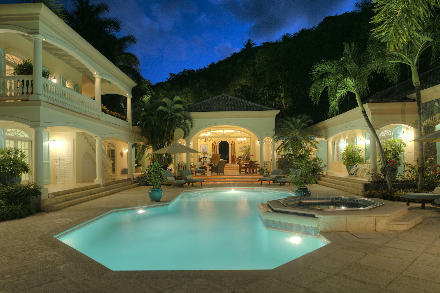 Single Family Home for Sale at 1 Peter Bay 1 Peter Bay St John, Virgin Islands 00830 United States Virgin Islands