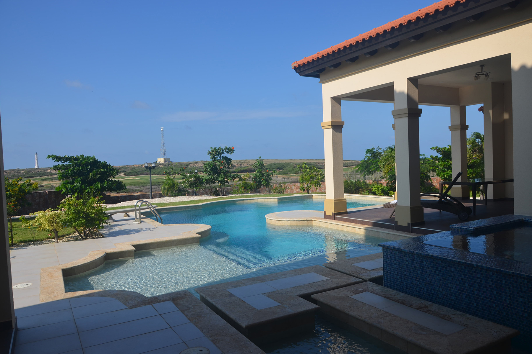 Additional photo for property listing at Villa Catalina 27 Malmok, Aruba Aruba