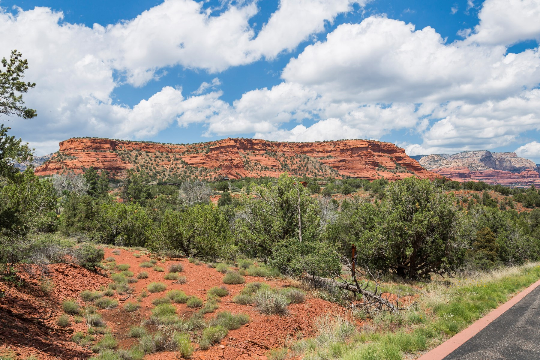 Land for Sale at Aerie Lot 20 - Gently sloped, very private lot with expansive red rock views. 150 Altair Ave 20 Sedona, Arizona, 86336 United States