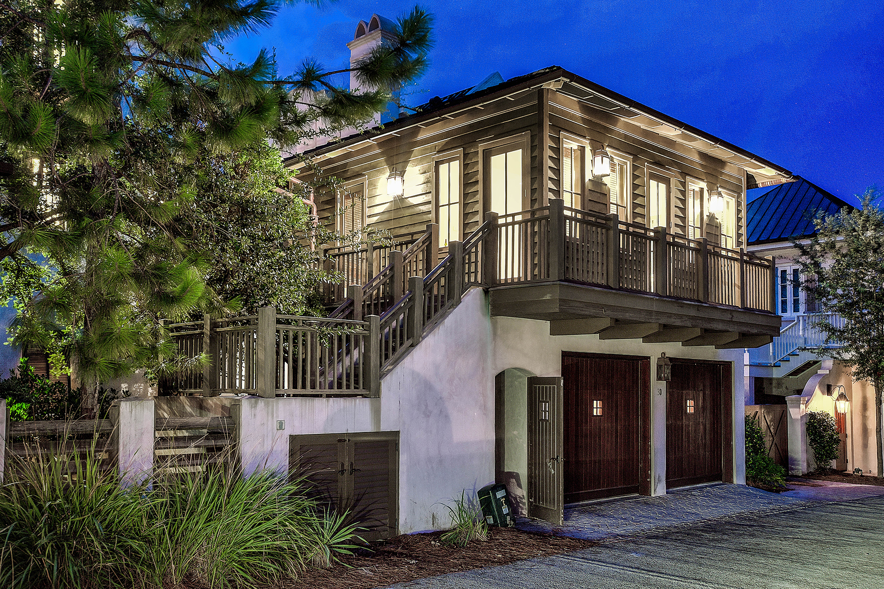 Maison unifamiliale pour l Vente à LUXURIOUS GULF VIEW ROSEMARY HOME EFFORTLESSLY HOSTS GUESTS 30 Spanish Town Lane Rosemary Beach, Rosemary Beach, Florida, 32461 États-Unis